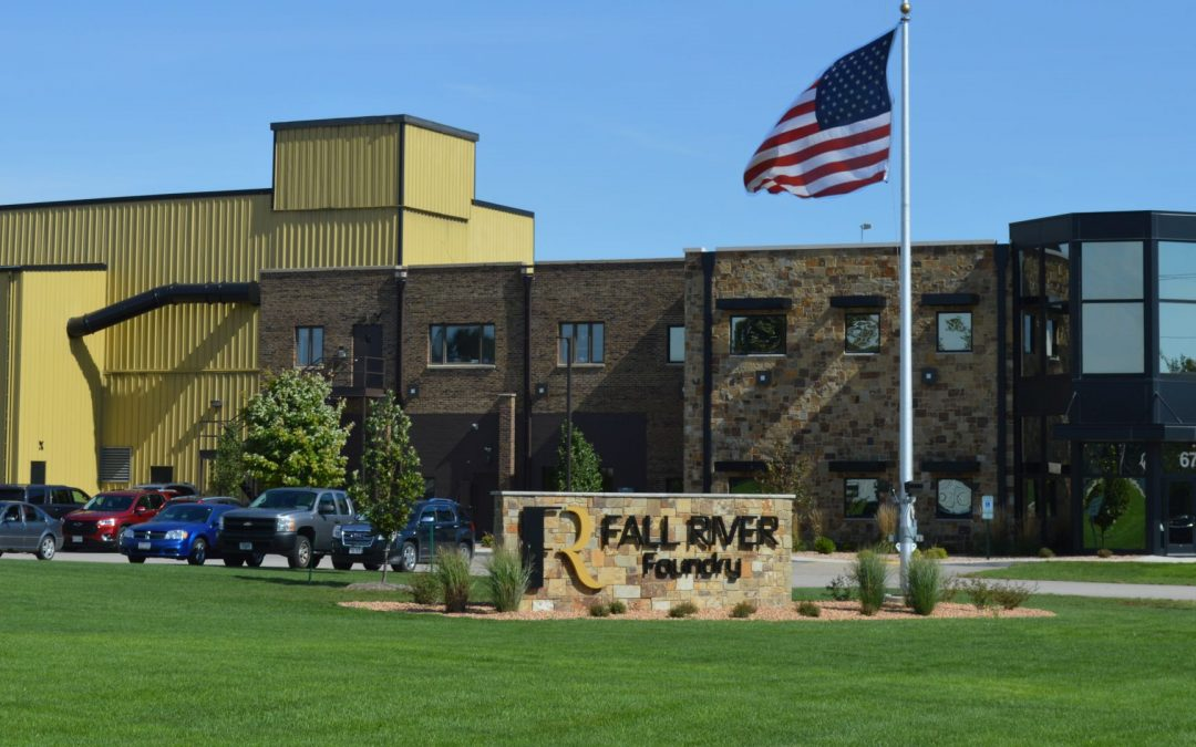Fall River Foundry to consolidate, build addition to local plant