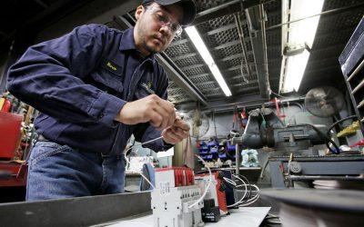 Problem-solving key in fast-growing industrial maintenance field
